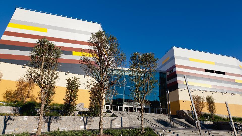 Le Terrazze shopping centre | Mainpage
