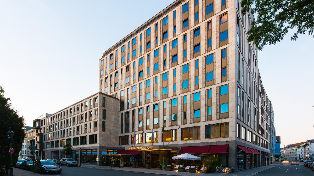 Meliá Hotel Düsseldorf | Startseite Immobilienkunden