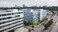Dusseldorf, Airport Garden's