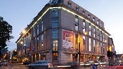 Krakow, Radisson Blu Hotel Krakow